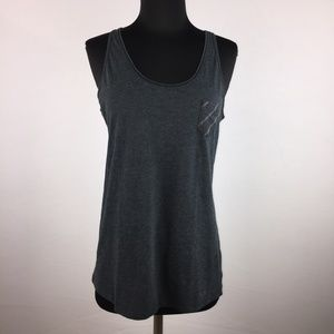 Under Armour Charged M Tank Heat Gear Loose Fit